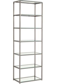 Kif Tall Metal Bookcase
