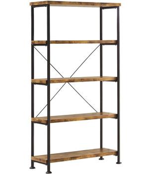 Hinge Antique Bookcase