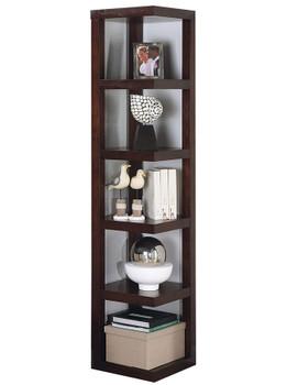 Jad Corner Bookcase