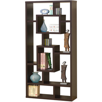 Kasia Cappucino Bookcase