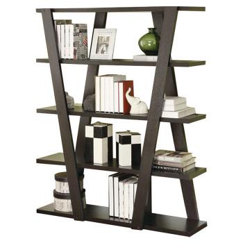 Vox Cappuccino Bookcase