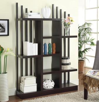 Falls Cappuccino Bookcase