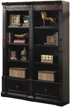 Tucker Wide Bookcase