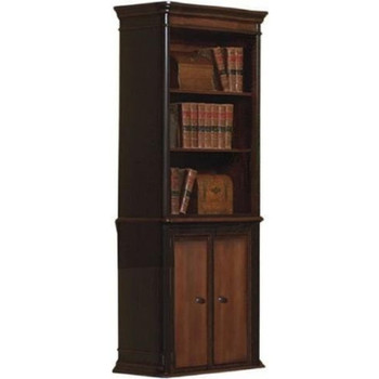 Baylor Bookcase with Cabinet