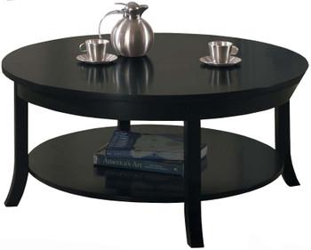 Dytham Black Coffee Table