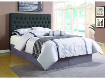 Zelda Gray Headboard