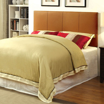 Cara Camel Full & Queen Headboard
