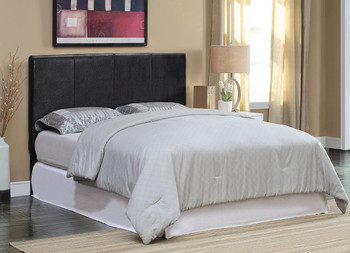 Cara Espresso Queen Headboard