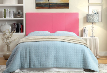 Cara Pink Full & Queen Headboard