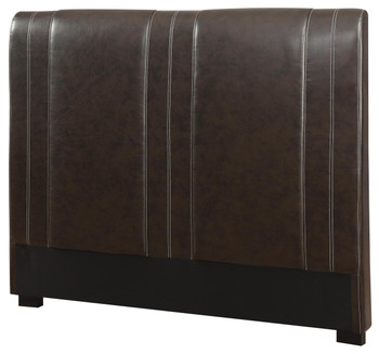Zorion Dark Brown Headboard