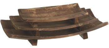 Kanit 3 Piece Tray Set
