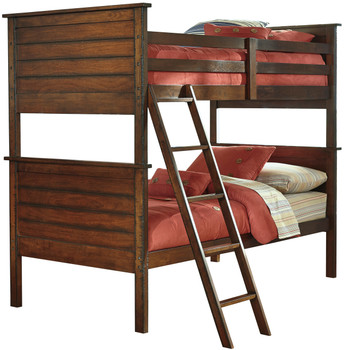 Louisville Twin over Twin Bunk Bed