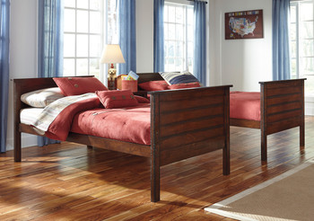 Louisville Bunk Bedroom Set