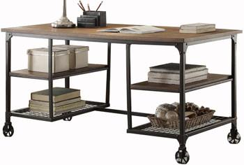 CARRIER 60'' WideWriting Desk