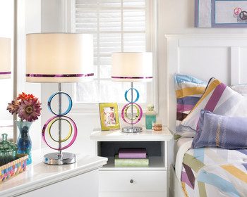 Whirl Youth Table Lamp
