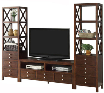 Clarence Entertainment Center