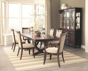 Kasidy Walnut Dining Table