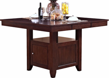 Lenox Brown Counter Table