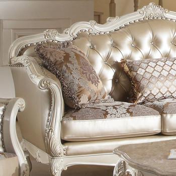 Antoinette Pearl Sofa & Loveseat