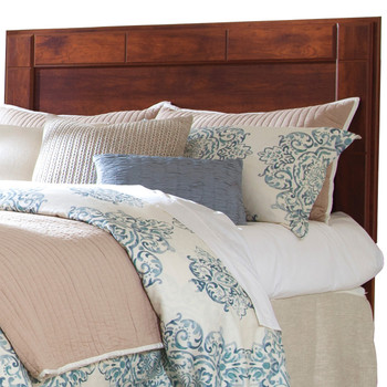 Dominic Brown Headboard