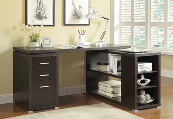 Moderna Brown Desk