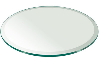 """Capell 36"""" Wide Glass Top"""