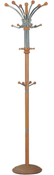 Calright Oak Coat Rack