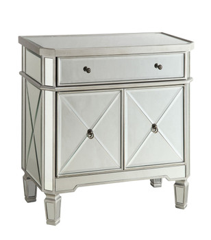 Porscha Mirrored Cabinet
