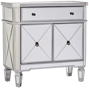 "VALLARTA 36"" Wide Mirrored Cabinet"