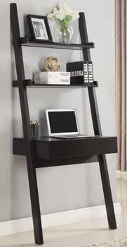 RUBIN 29'' Wide Brown Ladder Desk