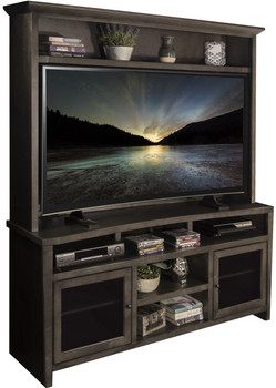 Buck Solid Wood Entertainment Unit