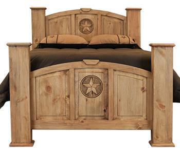 Riggins Light Brown Bedroom Set