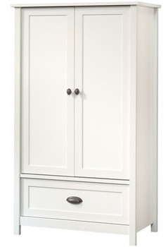 Beaumont White Armoire