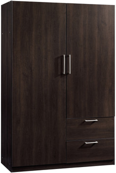 Origins Espresso Large Wardrobe