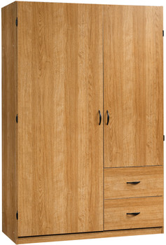 Origins Oak Large Wardrobe