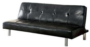 Cerin Black Sofa Bed