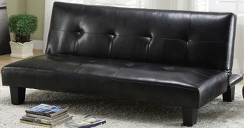 Dubh Black Sofa Bed
