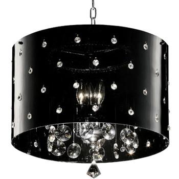 "Abigail 17.5"" Wide Ceiling Lamp"