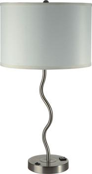 "Kipling White 28""H Table Lamp"