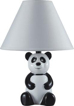 """Panda White 14""""H Table Lamp"""