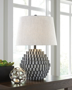 "Algorithm 27""H Table Lamp"