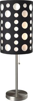 "Etro White 30""H Table Lamp"