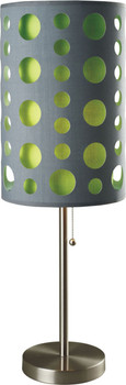 """Etro Green 30""""H Table Lamp"""