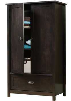Beaumont Black Armoire