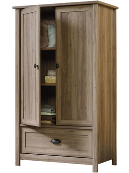 Beaumont Gray Oak Armoire