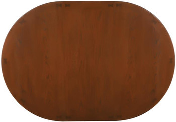 Kileen Medium Brown Storage Counter Table