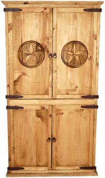 Primos Natural Star Armoire