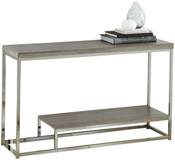 "Modani Gray 47"" Wide Sofa Table"