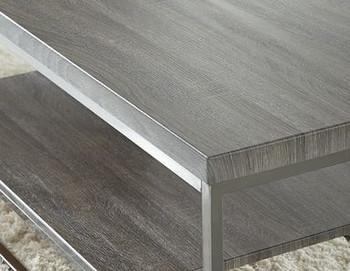 Modani Gray Chairside End Table