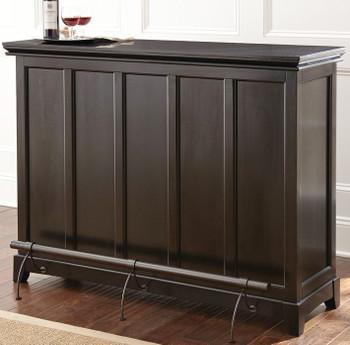 Avi Black Counter Table